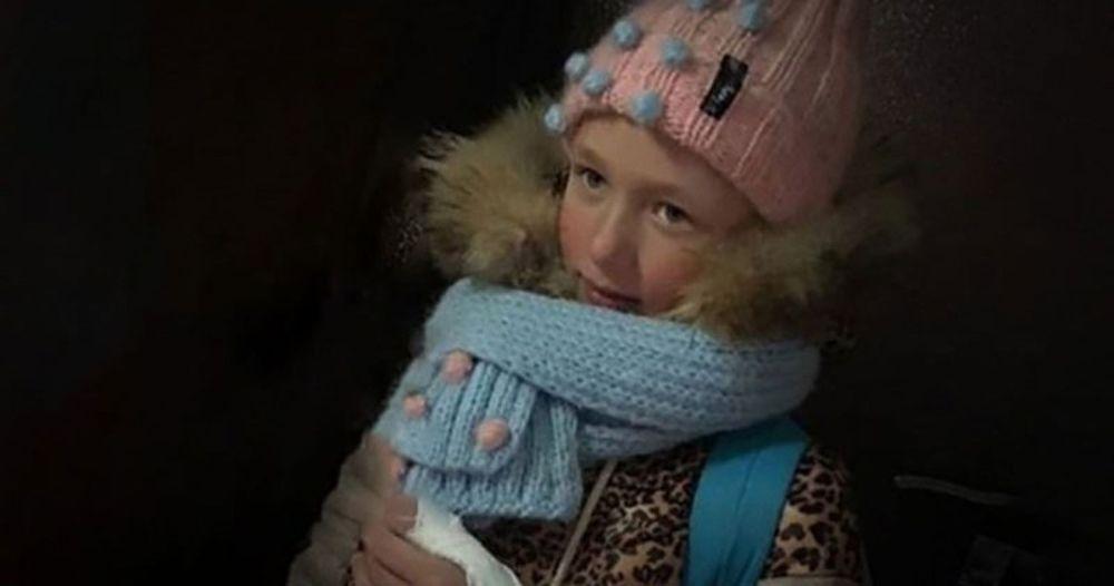 Пропавшая в Карасуке девочка нашлась живой