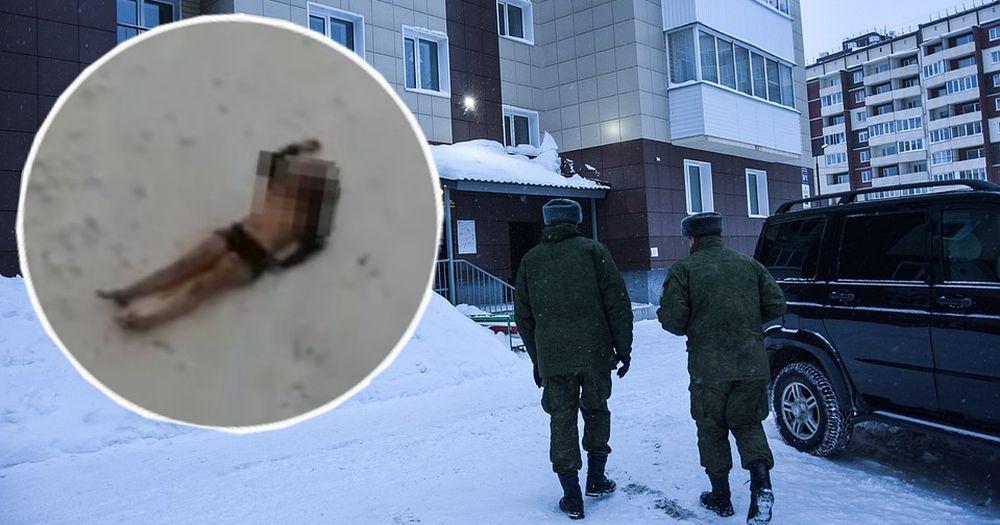 Жительница Новосибирска убила свою дочь и попыталась покончить с собой