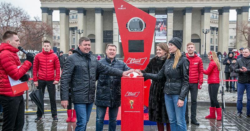 Часы обратного отсчёта до МЧМ-2023 установят в Новосибирске