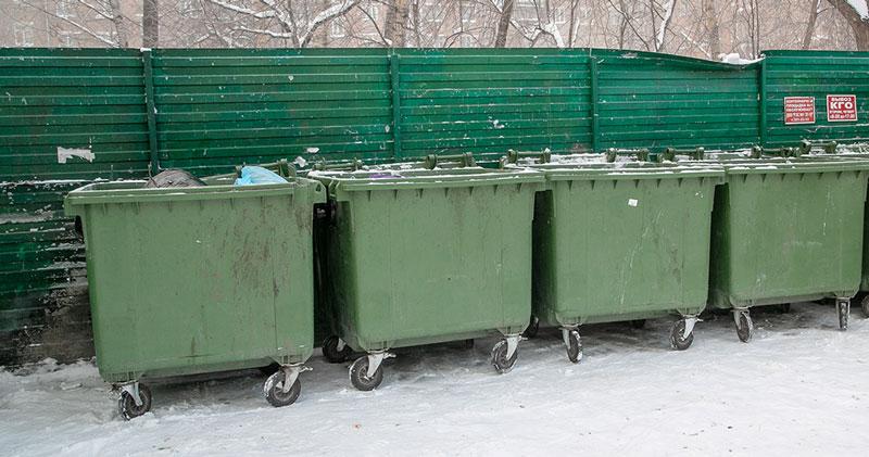 В Новосибирске проверили состояние площадок накопления ТКО