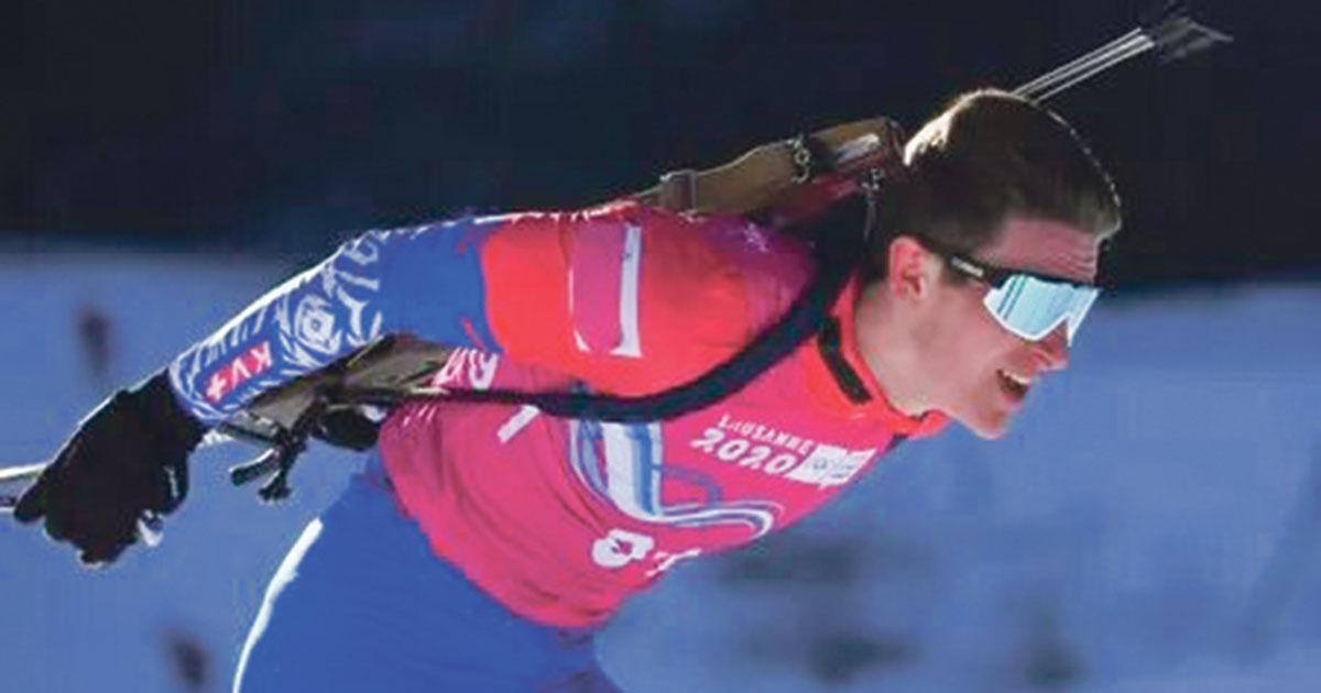 Новосибирский биатлонист сделал серебряный «дубль» на юношеских Олимпийских играх
