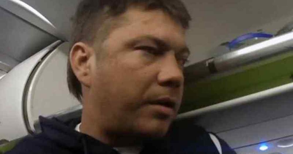 Новосибирец ударил женщину на борту самолёта