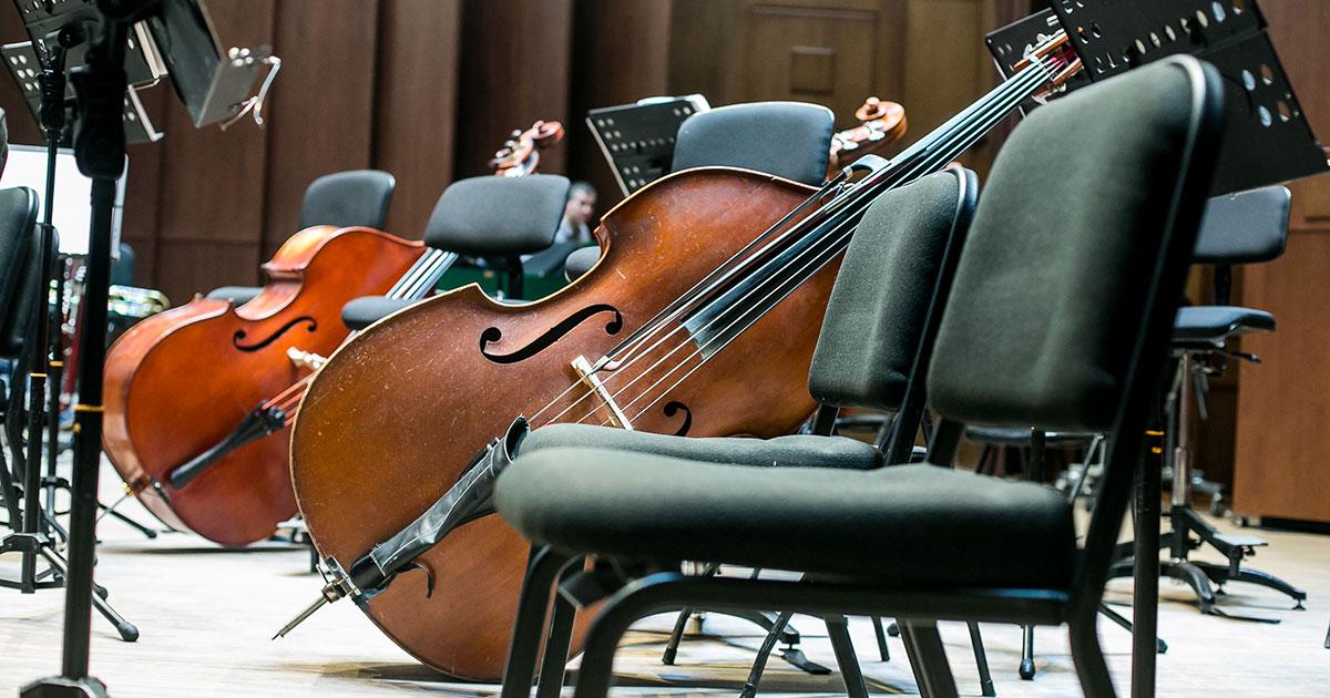 Новосибирская филармония открыла цикл трансляций виртуального концертного зала