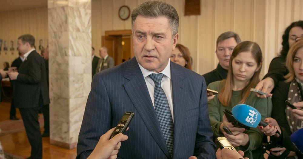Председатель заксобрания Андрей Шимкив: «От губернатора мы получили ответы на все вопросы»