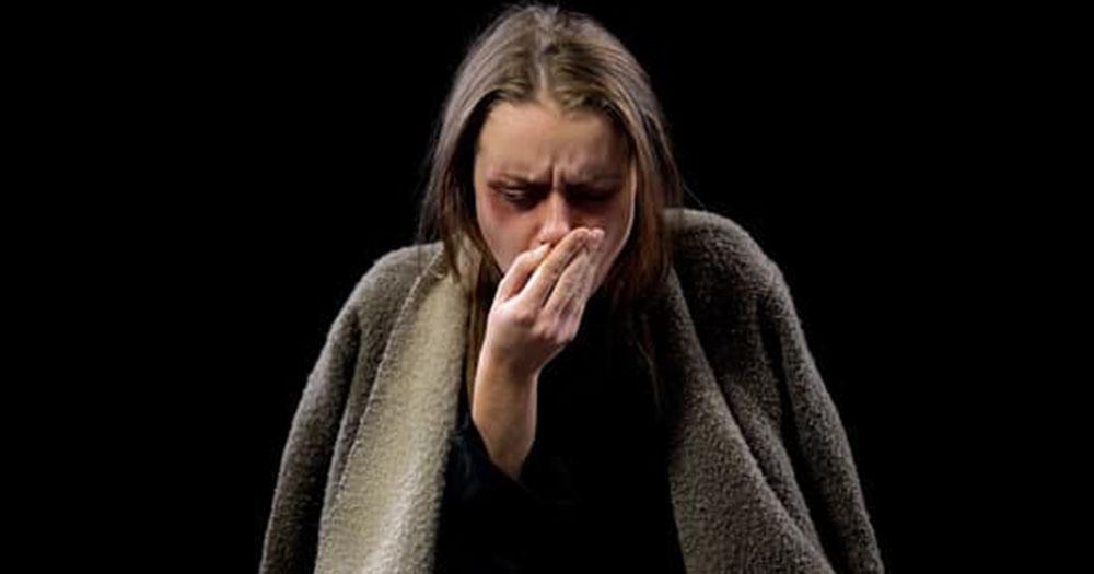 Больная туберкулёзом сибирячка разгуливала по улицам своего города