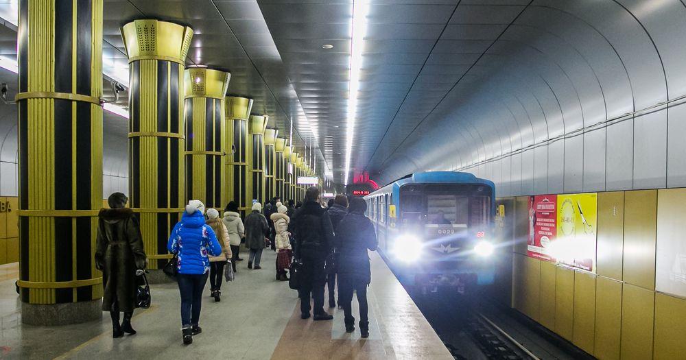 Шесть станций метро хотят построить в Новосибирске