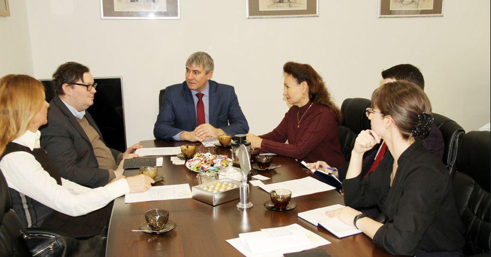 Австрия хочет культурно сотрудничать с Новосибирской областью