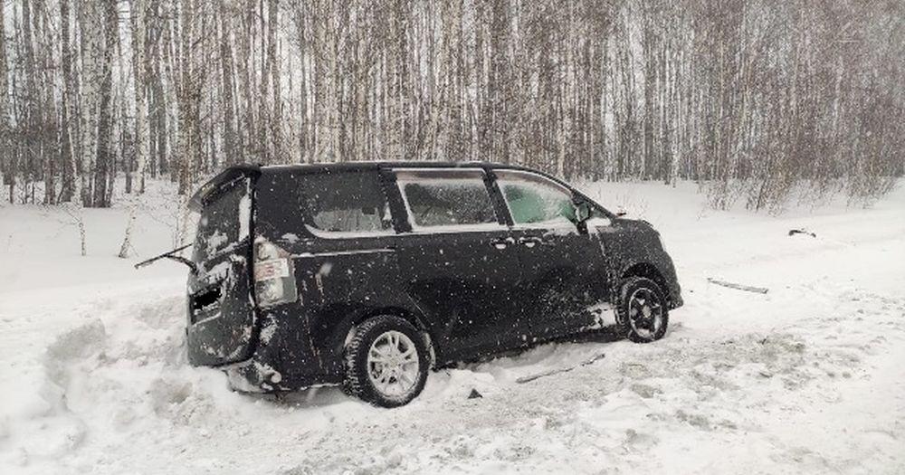 На трассе Новосибирск — Ленинск-Кузнецкий погиб второй человек за сутки