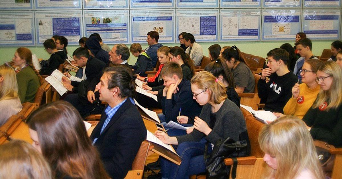 8 февраля новосибирцев зовут проверить свою картину мира