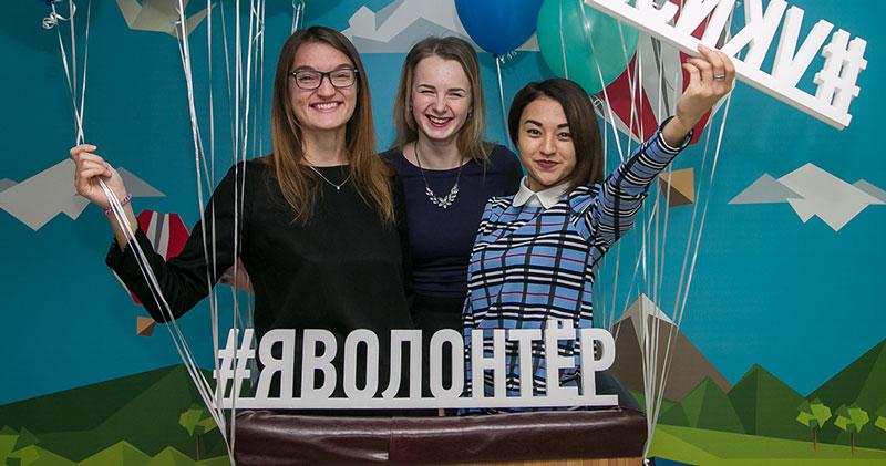 Два центра поддержки добровольчества будут созданы в Новосибирской области