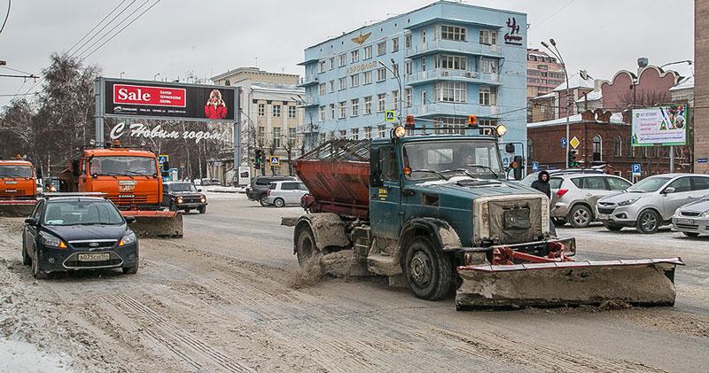 Прокуратура назвала самые нечищеные улицы Новосибирска — список