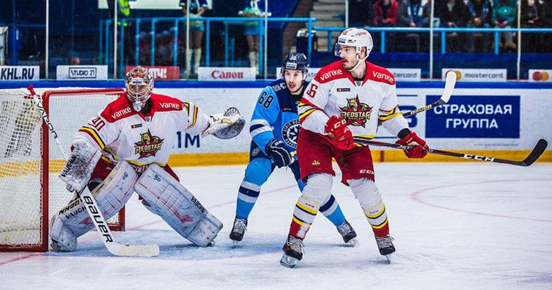 Из-за коронавируса китайская хоккейная команда проведёт домашний матч в Новосибирске