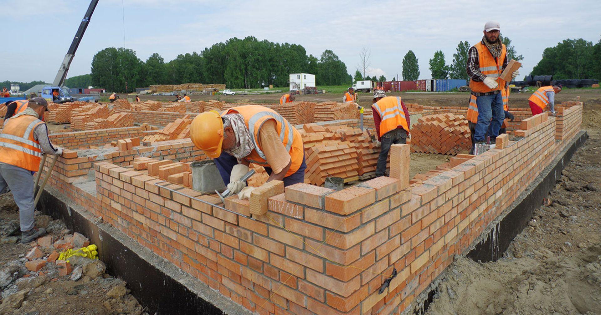 Более чем в 2,5 раза за пять лет увеличились объёмы строительства соцобъектов в НСО
