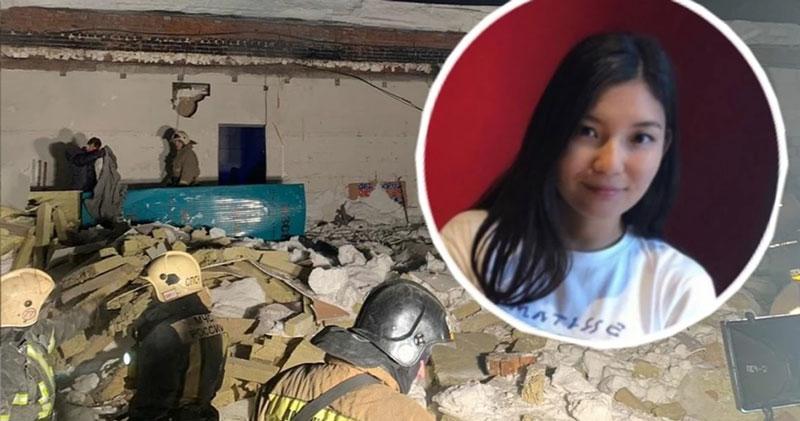 Погибшая под завалами нелегального ночного клуба студентка училась на медика в Новосибирске