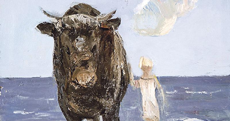 6 февраля в художественном музее откроется персональная выставка Анатолия Никольского