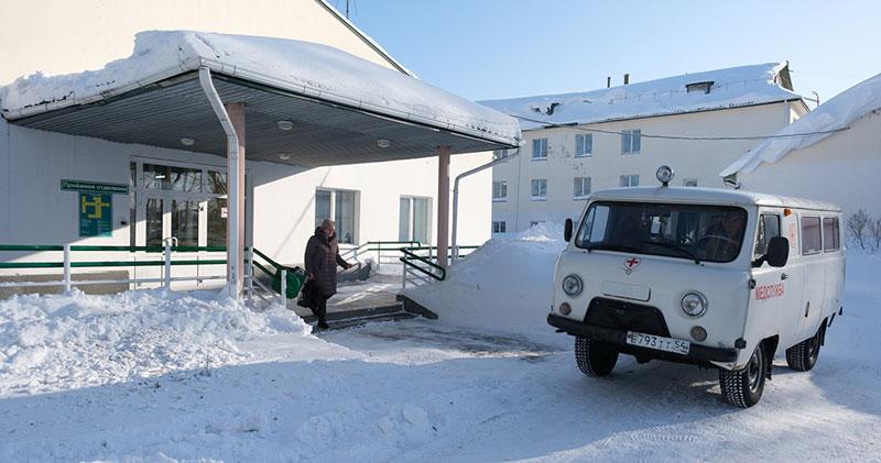 В Черепановской ЦРБ начинаются работы по созданию первичного сосудистого отделения