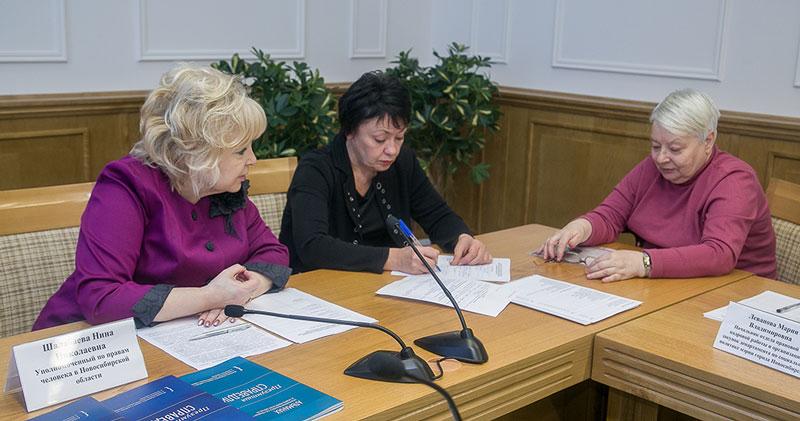 Уполномоченный по правам человека в Новосибирской области проведёт приём граждан