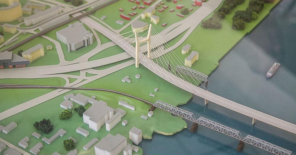 Строительству четвёртого моста через Обь дали «зелёный свет»