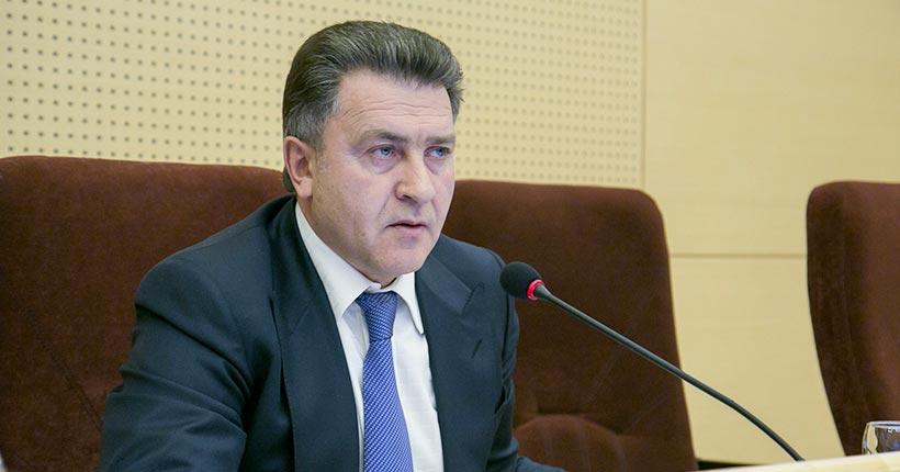 Андрей Шимкив: поправки в Конституцию активно идут от всех регионов
