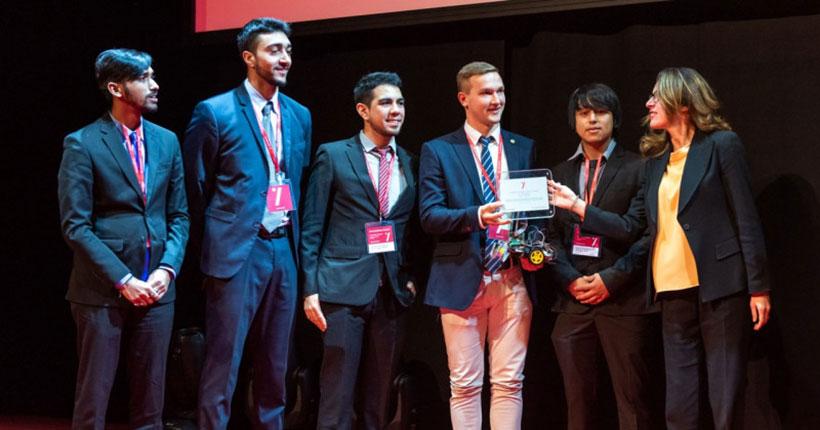 Шанс на миллион: студент из Новосибирска вошёл в число финалистов всероссийского конкурса