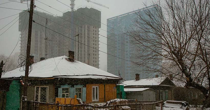 Более 170 аварийных домов планируется расселить в Новосибирске