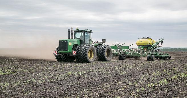 Более 100 млн рублей выделили новосибирским аграриям на посевную кампанию-2020