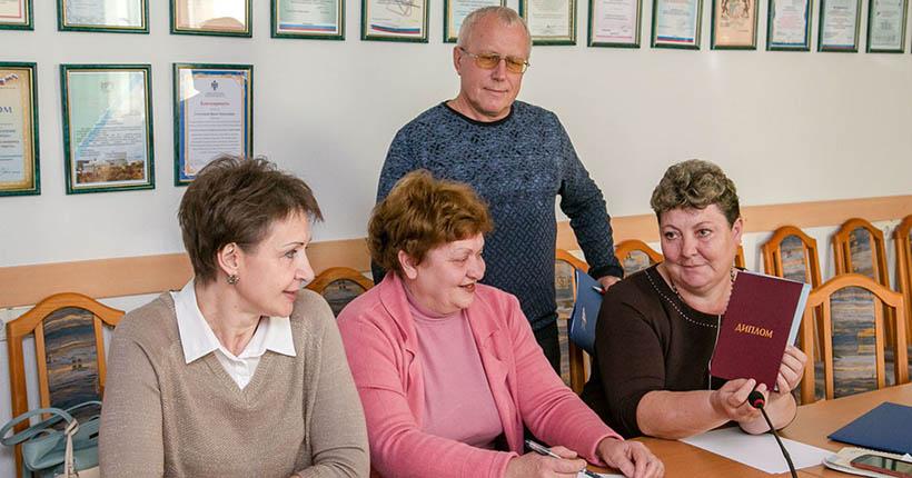 Новосибирцам расскажут о программе обучения лиц предпенсионного возраста