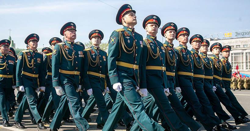 Новосибирская область примет участие в акции «Эстафета Победы»