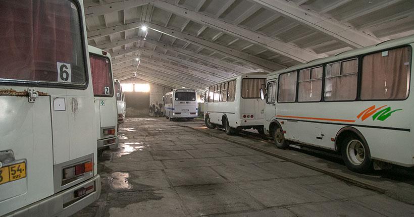 Второй пункт подготовки водителей пассажирских автобусов открылся в Новосибирской области