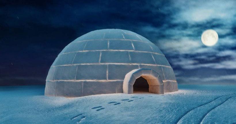 На Новосибирском водохранилище построят «Город эскимосов»