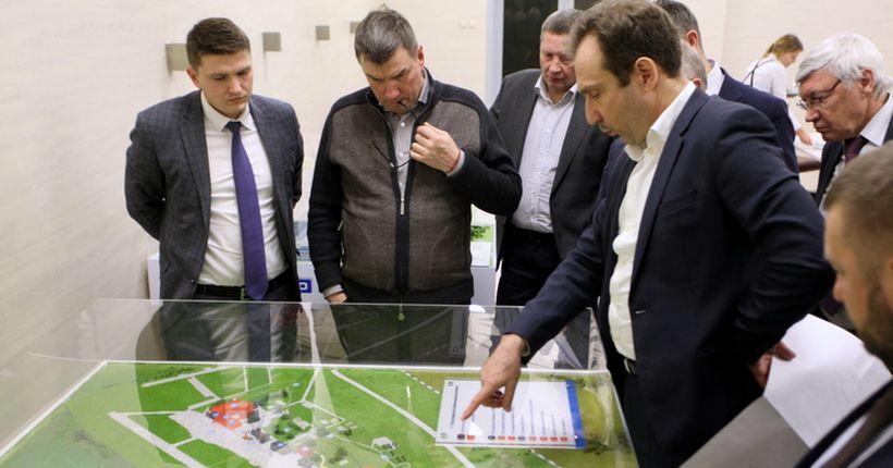 В Толмачёво может появиться центр обслуживания российских самолётов