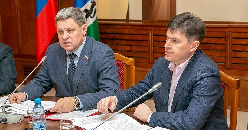 Назначена дата начала формирования новой Общественной палаты Новосибирской области