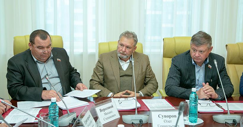 Депутаты заксобрания разбираются в конфликте жителей и разработчиков песчаного месторождения в Новосибирске