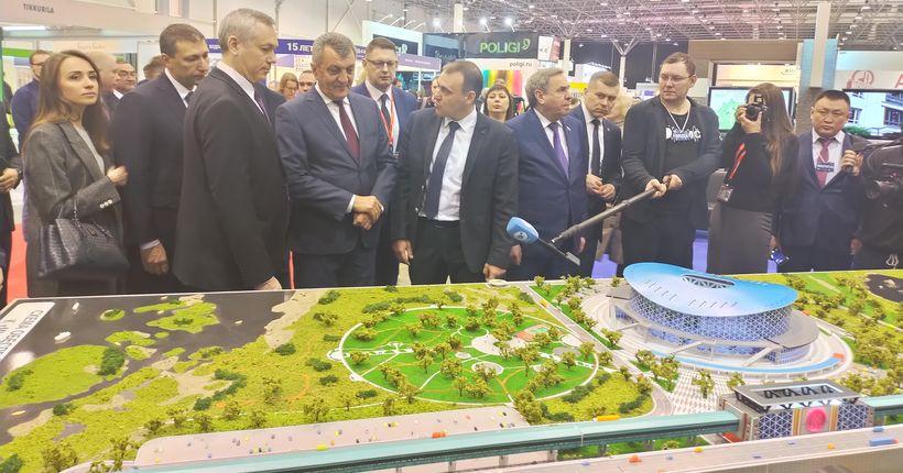 Правительство НСО будет сотрудничать с «ДОМ.РФ» в решении строительных проблем