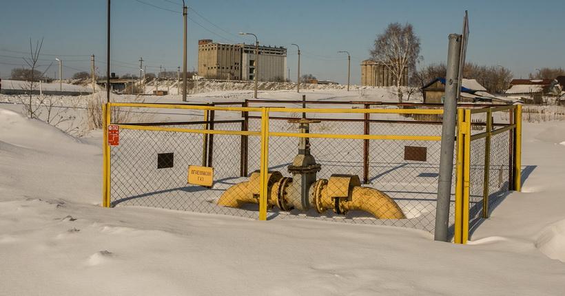 Ещё в один район Новосибирской области придёт газ