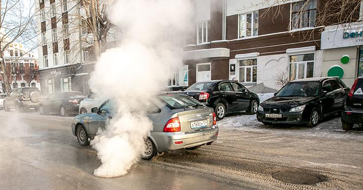 В Новосибирске растёт число ДТП из-за украденных крышек люков