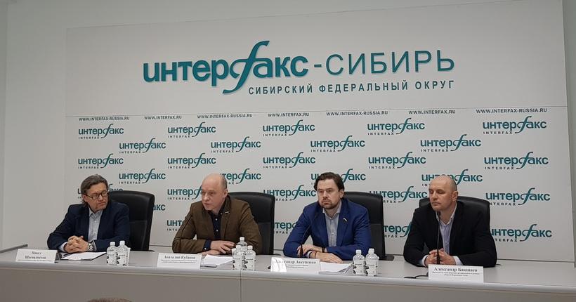 «Справедливая Россия» в Новосибирске объявила о новом курсе в преддверии выборов
