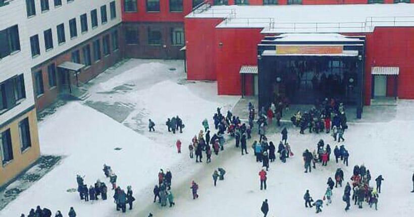 В Новосибирске завершились проверки сообщений о минировании школ