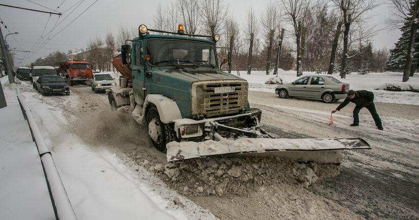 Мэр Новосибирска призвал новосибирцев потерпеть шум от снегоплавильной станции