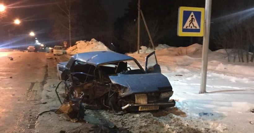 Четыре смертельных ДТП произошли в Новосибирской области
