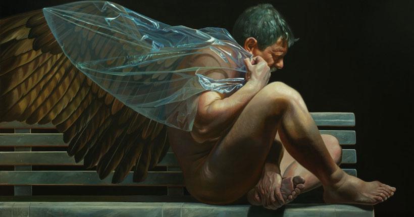 Ощущения человека в современном мире, его тревоги и страсти — выставка молодых художников в НГХМ