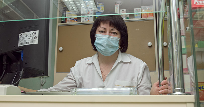 Новосибирская мэрия призывает горожан шить маски от вирусов