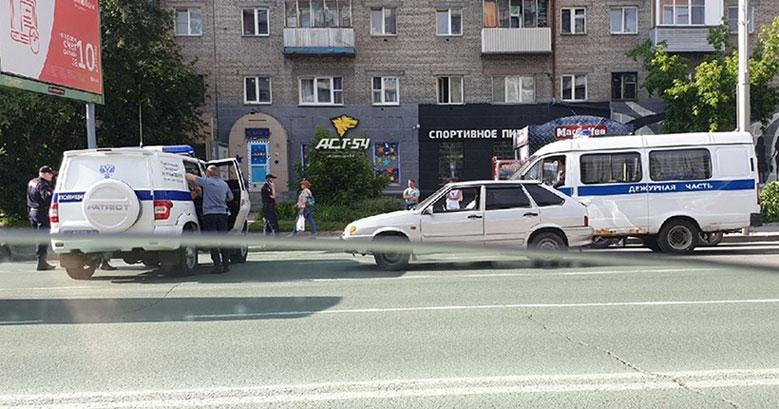 Завершено расследование убийства мужчины в центре Новосибирска