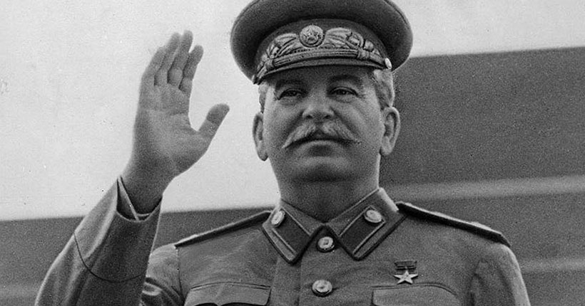 В Новосибирске помнят и чтят Сталина