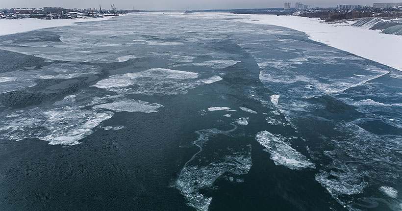 Новосибирская область готовится к великому потопу