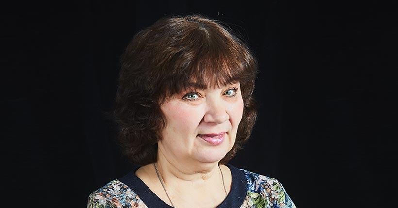 Актриса театра кукол Вера Червоткина занесена в «Золотую книгу» НСО