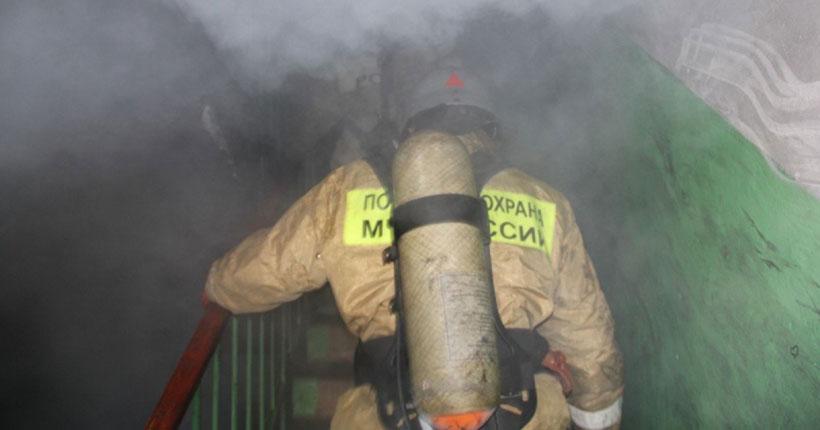Три человека погибли в пожарах в праздничные выходные в НСО
