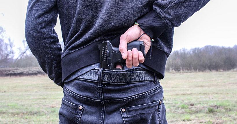 Преступная группа держала в страхе целый посёлок в Новосибирской области
