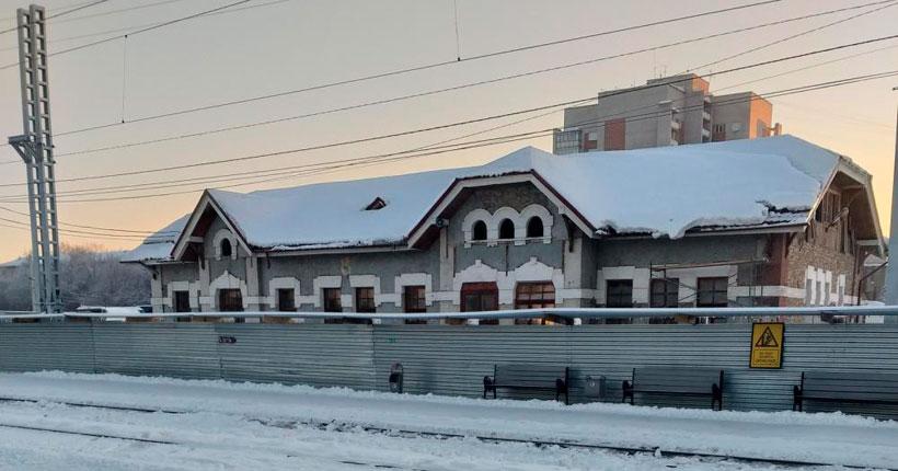Вокзал в Бердске стал поводом для беспокойства горожан