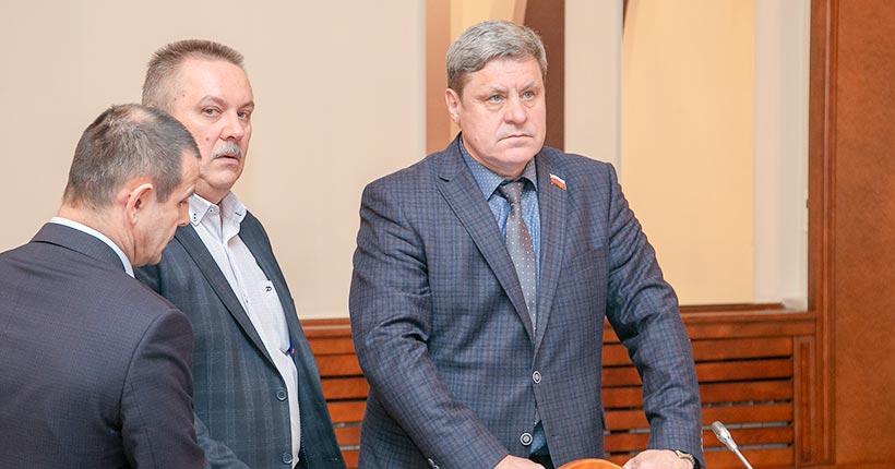Депутаты заксобрания отложили голосование по поправкам в Конституцию